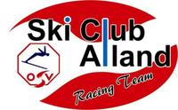 Logo racing team