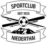 Sportclub niederthai schwarz wei