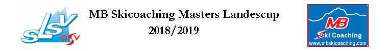 Masters landescup logo 2018 2019